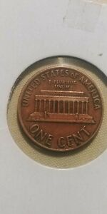 1969 S LINCOLN MEMORIAL CENT / PENNY