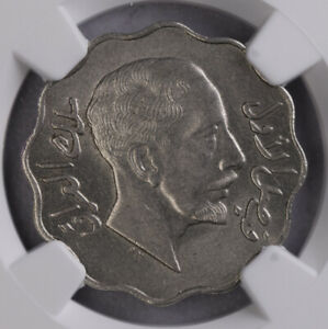 Click now to see the BUY IT NOW Price! NGC MS62 AH1349//1931 IRAQ 10FIL FAISAL I TOP GRADE