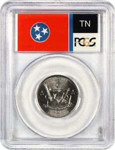 2002 D TENNESSEE 25C PCGS MS67   STATEHOOD QUARTER