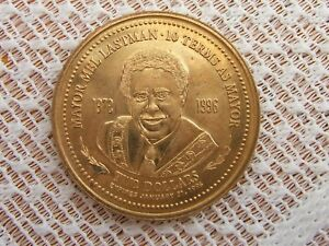 1996 UNITED STATES TWO DOLLAR COIN .  NORTH YORK MAYORAL