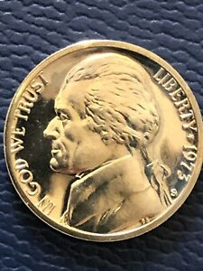 1973 S PROOF JEFFERSON NICKEL WITH ERROR ONE OF A KIND