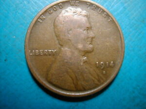 1914 S LINCOLN WHEAT CENT  DATE 47
