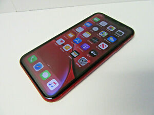 APPLE IPHONE XR  PRODUCT RED   64GB    SPRINT  CLEAN ESN