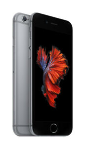 STRAIGHT TALK APPLE IPHONE 6S PREPAID SMARTPHONE WITH 32GB SPACE GRAY