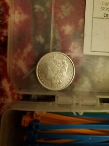 1896 MORGAN SILVER DOLLAR MINT CONDITION SUPER  IT'S A COLLECTOR'S ITEM