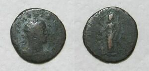 ANCIENT ROME :  BRONZE COIN   3RD CENTURY A.D.  2