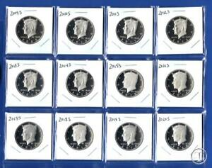 Click now to see the BUY IT NOW Price! 2009 S  2020 S CLAD PROOF KENNEDY HALF DOLLAR SET   12 COINS  2009 THROUGH 2020