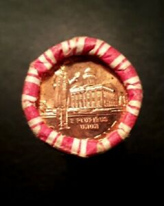 2009P CENT OBW ROLL PRESIDENTIAL COIN