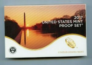 2017 UNITED STATES PROOF SET IN GGP $ 51.00