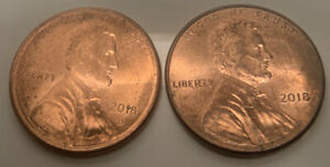 2018 D LINCOLN SHIELD CENT / PENNY