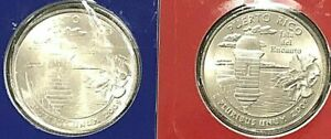 2009 P D PUERTO RICO SET  SATIN PD FROM MINT SET IN MINT CELLO