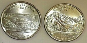 TWO  DIFF.STATE QUARTERS   CUDS REV.