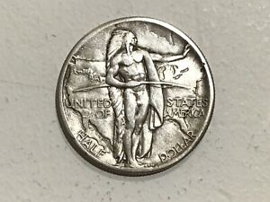 1926 P OREGON COMMEMORATIVE SILVER HALF DOLLAR