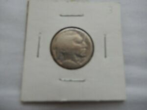 BUFFALO NICKEL CIRCULATED  DATE UNKNOWN    PERFECT FOR COIN BOOKS