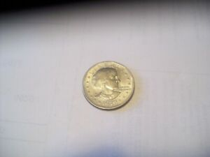 SUSAN B ANTHONY SILVER DOLLAR 1979 D. IN GOOD TO GOOD    CONDITION