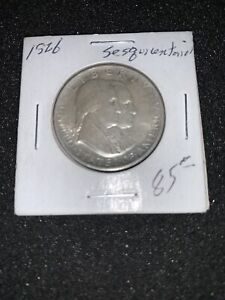 1926 SESQUICENTENNIAL COMMEMORATIVE HALF DOLLAR   BEAUTIFUL COIN