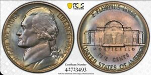 Click now to see the BUY IT NOW Price! NICKEL JEFFERSON 1985 P PCGS MS 67 FS   TOP POP