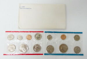 1980 US 13 COIN MINT SET ORIGINAL GOVERNMENT PACKAGING