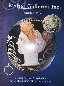 ANCIENT COINAGE AND ANTIQUITIES OF THE CLASSICAL WORLD IN NEAR EAST. 86
