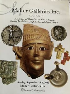 ANCIENT GREEK AND ROMAN COINS AND RELATED ANTIQUITIES AUCTION 81