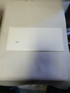 2009 DC QUARTER FIRST DAY COIN COVER SEALED WHITE ENVELOPE WB1
