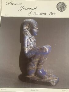 COLLECTORS JOURNAL OF ANCIENT ART VOLUME NUMBER FOUR.