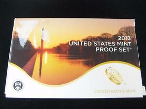 Click now to see the BUY IT NOW Price! 2013 UNITED STATES MINT PROOF SET   S  14 COINS