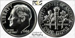Click now to see the BUY IT NOW Price! 1960 DDO FS 105 ROOSEVELT DIME   PCGS PR68   TRUEVIEW  TOP REGISTRY  X 9364