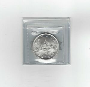 Click now to see the BUY IT NOW Price!   1938   COIN MART GRADED CANADIAN SILVER DOLLAR   MS 65