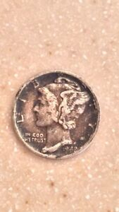 Click now to see the BUY IT NOW Price! 1942 D 10C MERCURY DIME.