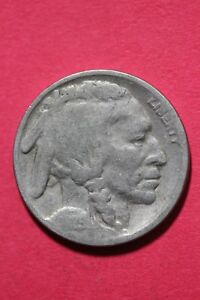 1925 S BUFFALO INDIAN NICKEL EXACT COIN PICTURED FLAT RATE SHIPPING OCE 885