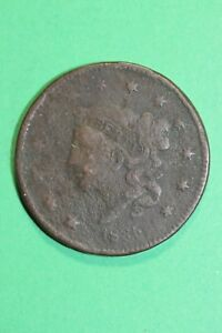CULL DATELESS LARGE CENT EXACT COIN PICTURED FLAT RATE SHIPPING OCE60