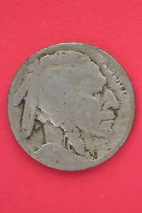 1917 P BUFFALO INDIAN NICKEL EXACT COIN PICTURED FLAT RATE SHIPPING OCE0023