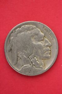 1921 P BUFFALO INDIAN NICKEL EXACT COIN PICTURED FLAT RATE SHIPPING OCE0434