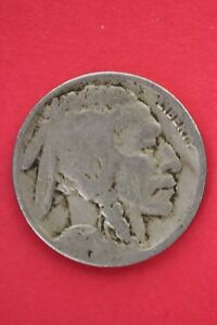1917 P BUFFALO INDIAN NICKEL EXACT COIN PICTURED FLAT RATE SHIPPING OCE0037