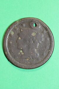CULL DATELESS LARGE CENT EXACT COIN PICTURED FLAT RATE SHIPPING OCE56