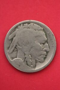 1918 S BUFFALO INDIAN NICKEL EXACT COIN PICTURED FLAT RATE SHIPPING OCE0182