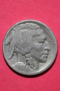 1921 P BUFFALO INDIAN NICKEL EXACT COIN PICTURED FLAT RATE SHIPPING OCE 296
