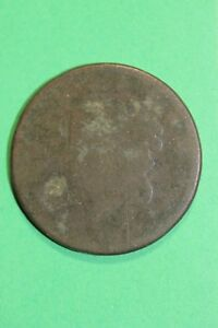 CULL DATELESS LARGE CENT EXACT COIN PICTURED FLAT RATE SHIPPING OCE51
