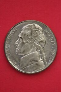 1942 S UNCIRCULATED JEFFERSON NICKEL EXACT COIN SHOWN FLAT RATE SHIPPING OCE13