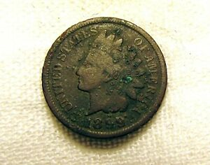 AA325 1899 INDIAN HEAD CENT