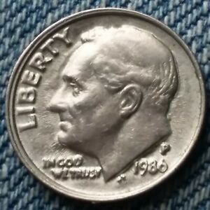 Click now to see the BUY IT NOW Price! 1986 P ROOSEVELT DIME DOUBLE DIE OBVERSE DDO MINT ERROR XTREME EXAMPLE MUST SEE