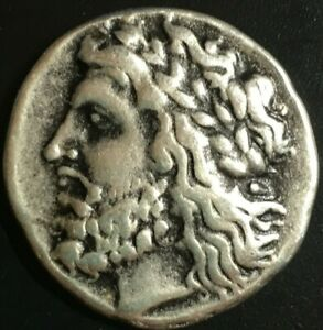 GREEK OLD COIN SILVER