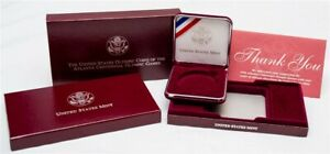 OGP FOR 1996 ATLANTA CENTENNIAL OLYMPIC GAMES COMMEMORATIVE PROOF SILVER $1