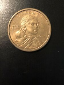 Click now to see the BUY IT NOW Price! 2000 D SACAGAWEA DOLLAR REGULAR/BUSINESS STRUCK PCGS HIGH GRADE CIRCULATED