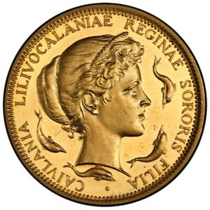 Click now to see the BUY IT NOW Price! 1895  $20  FR 7 REGINALD HUTH GOLD HAWAII PCGS PR63CAM  CAC