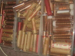 Click now to see the BUY IT NOW Price! 1952 CANADA BU ROLL PENNIES ONE ROLL FROM THE LOT.