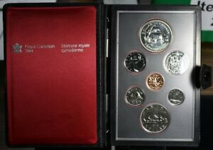 1979 CANADA DOUBLE DOLLAR SHIP 7 COIN PROOF SET