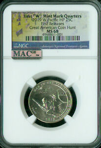 Click now to see the BUY IT NOW Price! 2019 W GUAM WAR IN PACIFIC PARK QUARTER NGC MAC MS68 PQ FINEST GRADED SPOTLESS