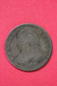 1835 CAPPED BUST DIME SILVER COIN EXACT COIN SHOWN LOW GRADE COIN OCE 11